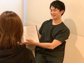 モア整体院 メディカルボディーメイク(Medical body make)/施術の流れ【5】