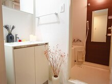 バンクスパ(BANK SPA)の雰囲気(シャワー室も完備!お仕事帰りやお出かけ前に◎Wi-Fi環境完備♪)