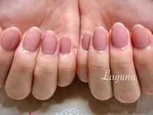 ラグウナ(Laguna)/ピンクのワンカラー