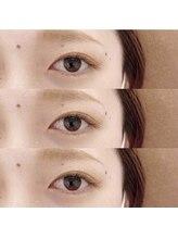 ルシエルアイラッシュ 薬院店(LuXiel eyelash)/3Dブラウン140束