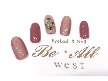 ビオールウエスト(Be All west Eyelash & Nail)/新規OFF込 ¥5500/再来 ¥6500