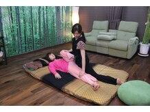 タイ式ホリスティックサロン グランシー 光彩(Glanse)の雰囲気(疲労の具合に合わせて手技を選定。癒しもパワーも調和のケア♪)