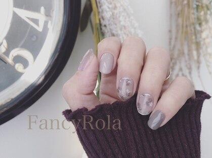 ファンシーローラ(Fancy Rola)の写真
