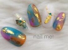 ネイルミー(nail me!)/他にもたくさんのサンプルあり♪