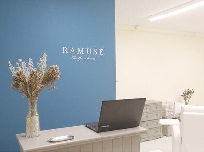 ラミューズ フォー ユア ビューティ(RAMUSE For Your Beauty)の写真
