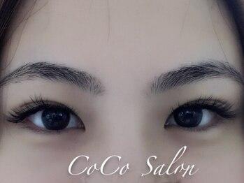 ココサロン(CoCo Salon)/エア-セ-ブル(上)付け放題6000円