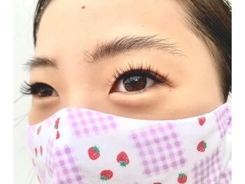 パールアイラッシュ(Pearl eye lash)/Cカール12