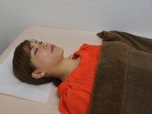 オプセラピーステーションの雰囲気(調整の後は安定させるためにゆっくりお休みください。)