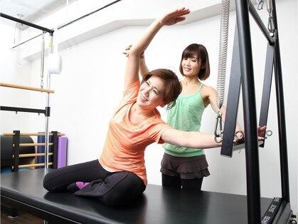 イークオリティー ピラティス スタジオ(eQuality Pilates studio)