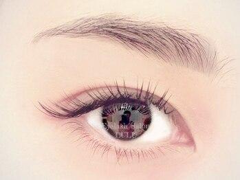 アイラッシュサロン ルル(Eyelash Salon LULU)/キリッとクールな瞳☆