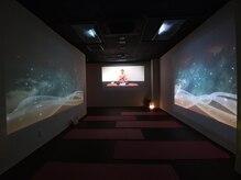 ホットスタジオ オール5(HOT STUDIO ALL5)の雰囲気(スクリーンクラス◆映像を見ながら自分のペースで行うクラスです)