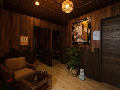 asian relaxation villa 豊川店