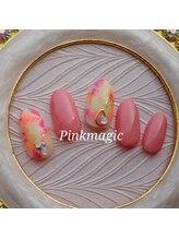 ピンクマジック(PINKMAGIC)/ポンポンアート