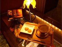 ボディアンドフット アタマダの雰囲気(施術後は8種類から選べるカフェ風ドリンクをご用意★)