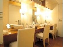 ソシエ 高崎高島屋店の雰囲気(ロッカールームやメイクルームも完備。<イメージ>)
