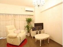 【贅沢個室】プライベート空間で、ゆったりと過ごしながら施術