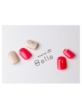 アトリエ ベル(atelier Belle)/散りばめた宝物*
