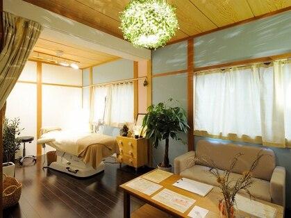 アロマが香るレディースシェービングサロン 〜セゾン〜 京都西院