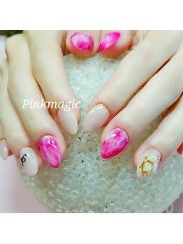 ピンクマジック(PINKMAGIC)/ジェルアートスカルプ