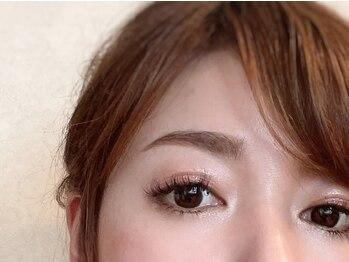 ミュウ(nail&eyelash salon Myu)の写真/眉毛で印象はがらりと変わる!アイブロウメニューがついにMyuにも登場★眉ブラシ&眉レシピプレゼント♪