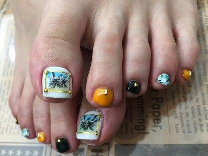 ネイルサロンアンドスクール ソワン(nail salon & school Soin)の写真