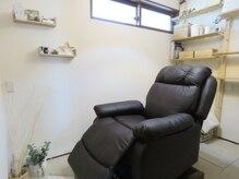 ティーダ(TEADA)の雰囲気(eye専用個室。アロマの香りでリラックスできる空間です。)