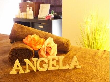 アンジェーラ (ANGELA)|ホット...
