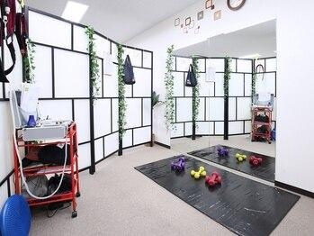 加圧アンドトレーニングスタジオ ビーフィット(B-FIT)(大阪府大阪市北区)