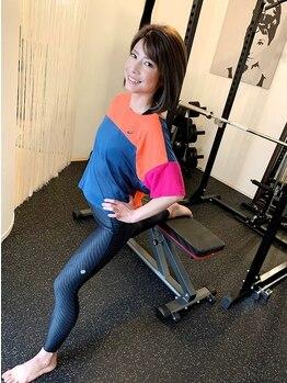 ロア(LORE)の写真/【パーソナルトレーニング新規体験¥1000~】ダイエット/引締め/美脚/小顔!引き締まったBodyを目指しましょう