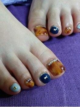 ネイルサロン ママン(Nail Salon Maman)/定額アートコース