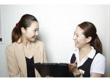 銀座グラティア 立川店の雰囲気(しっかり事前にカウンセリング☆なんでもご相談ください♪)