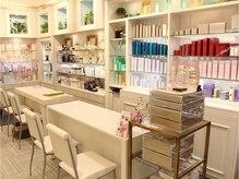 アスカ 長良店(aska)の雰囲気(気軽に立ち寄れる地元密着型店!取り扱い化粧品は12ブランド☆)
