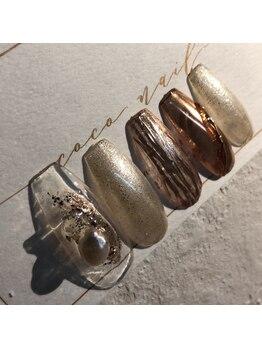 ココネイル(coco nail)/アートやり放題コース