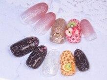 ネイルサロン キャンディネイル(Candy Nail)/フルーツネイル by星