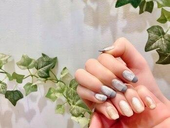 ライトネイルズ センリ(Light nails SENRI)の写真/高い技術&分かりやすい価格設定で通いやすいのが魅力的♪豊中/千里中央でネイルサロンをお探しの方に★