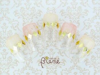 ネイルサロン ビーネ(nail salon Biene)/オフ無料★2月リピート9980-1