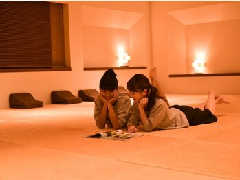 アジアンリゾートスパ シーレ Asian Resort Spa Seareの写真/友達同士やカップル,女子会にもぴったり!温泉/マッサージはもちろん、寛ぎ空間で漫画やTV鑑賞,仮眠もOK♪
