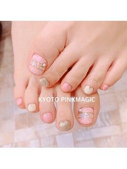 ピンクマジック(PINKMAGIC)/マーブルフット