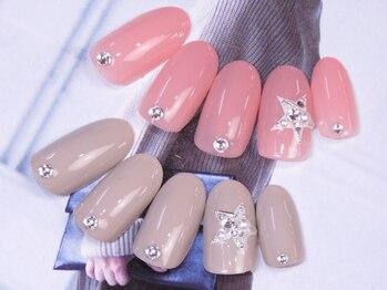ネイルサロン キャンディネイル(Candy Nail)/スターネイル by神田
