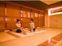 アジアンリゾートスパ シーレ Asian Resort Spa Seareの雰囲気(美容&デトックス効果有の岩床浴で体の芯から温めていきます!!)