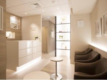 TBC 仙台泉中央SWING店の写真/【TBC】は、完全個室の快適な空間で、メイクルームも完備♪TBCはムダ毛をなくしながら素肌を磨いていきます