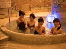 アジアンリゾートスパ シーレ Asian Resort Spa Seareの雰囲気(お肌がツルツルに♪水素の効果で身体も心も癒される~※女性限定)