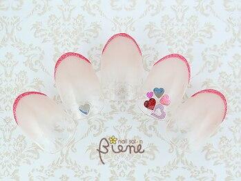 ネイルサロン ビーネ(nail salon Biene)/オフ無料★2月リピート9980-4