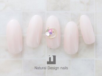 Natural Design nails & Eyelash 品川店_デザイン_01