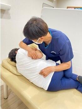 辻堂海浜整骨院の写真/気になるその症状…もしかして体のゆがみが原因かも!姿勢分析してお体の状態をみてみませんか
