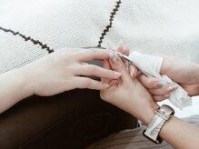 ネイルサロンアンドネイルスクール グレース(Nail salon & Nail school Grace)の雰囲気(ネイルケアだけでも!甘皮処理で健康なお爪へと導きます。)