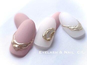 シル 本町店(CIL)/ring line nail*
