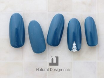 Natural Design nails & Eyelash 品川店_デザイン_02