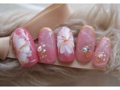 ネイルサロン シェリローズ(nail salon cheri Rose by cece)の写真