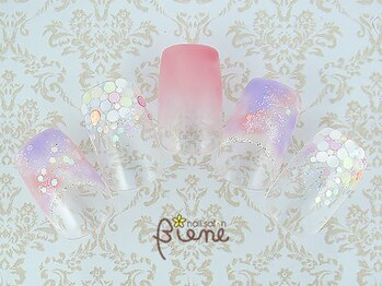 ネイルサロン ビーネ(nail salon Biene)/オフ無料★2月リピート9980-6